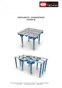 Modular 3D